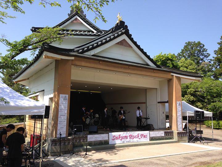 春の音楽祭『Sakura Rock Fes 2018』を開催いたしました。